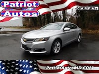 Chevrolet Impala 2015 BAD CREDIT? DON'T SWEAT IT! Baltimore