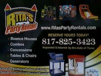 Party Rental Service Fort Worth