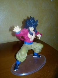 Action figure goku dragonball