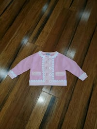 New without tags Hartstrings cardigan size 12 months