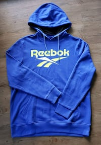 Reebok hoodie, LIKE NEW CONDITION Vancouver, V5T 1L5