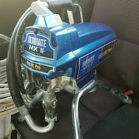Graco Ultra Max II 490 PC Pro Airless Sprayer Lacey, 98516