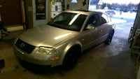 2002 VW Passat Waterford, N0E 1Y0