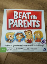 bet the parents game board Kitchener, N2M 3C3