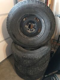 Winter tires 15inch Beaumont, T4X