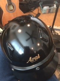 black and white full-face helmet Simi Valley, 93065