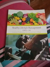 Healthy lifestyle management txbk for centennial