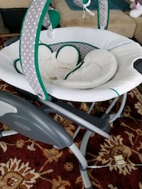 ❗THE GRACO GLIDER LX in mint condition❗ Toronto, M2J 1M1