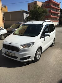 Ford - Courier - 2014 Konak