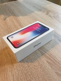 IPhone X 64gb Space grey neu