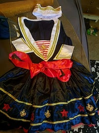 Adult Halloween sailor dress plus Rockford, 61108