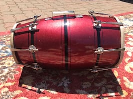 Dholak Tabla Drum Instrument