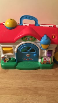 Fisher price house  Springfield, 22153