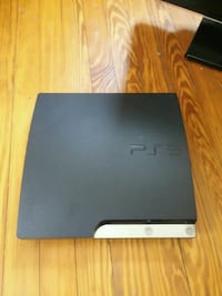 black Sony PS3 slim console Rockville, 20851