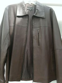 Mens Leather Jacket Toronto, M2P 1Z4