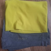 Lulu Lemon high waisted shorts Edmonton, T5A 4L6