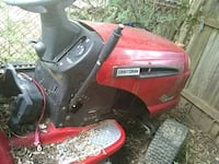 red and black Craftsman ride on mower Bryans Road, 20616