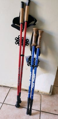 Pace maker hiking stick (poll) $35 each. Mississauga, L4T 2Z2