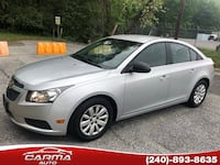 2011 Chevrolet Cruze  Capitol Heights