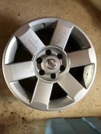 18 inch rims, excellent condition Falls Church, 22043
