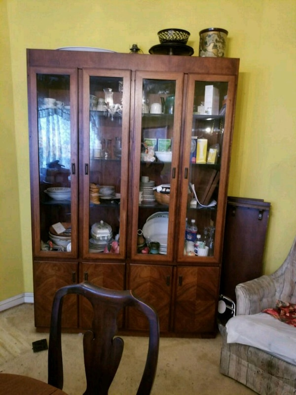China cabinet with credenza  for Awc estate