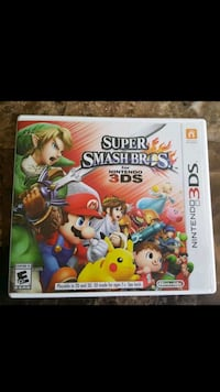 Super Smash Bros for the 3DS