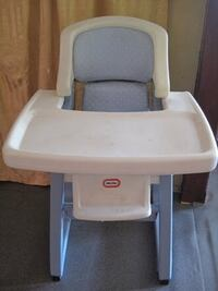 Old fashioned little tikes high chair Edmonton, T5P