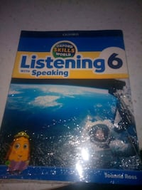Orjinal listening and speaking 6 oxford Hilal Mh, 35170