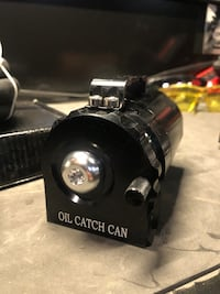 Oil Catch can kit