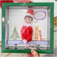 PRICE IS FIRM, PICKUP ONLY - The Elf on the Shelf - French Edition Toronto, M4B 2T2