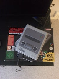SUPER NINTENDO ENTERTAINMENT SYSTEM (SNES) NINTENDO CLASSIC MINI Oslo, 0969