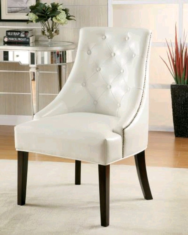 White Accent Chairs Used.White Accent Chair 9900283 Lk