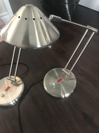 Set stainless steel lamps Hamilton, L8R