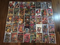 Various Comics Richmond, V6X 2J5