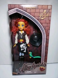 Collectable Disney Park Attractionistas Pearl Doll Milwaukee, 53221