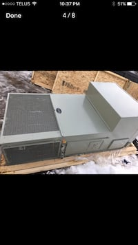 Commercial air conditioning unit new never used Calgary, T2X 1E4