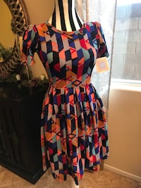 Brand New With Tags! Pretty Amelia LulaRoa Dress Size 0-2 Las Vegas, 89148