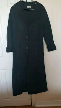Ankle length black winter coat  Toronto, M4X
