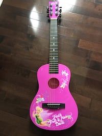 First Act Acoustic Guitar - Disney Fairies Tinkerbell