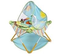 Summer Infant portable Pop n Jumper with sunshade canopy Toronto, M6K 1X2