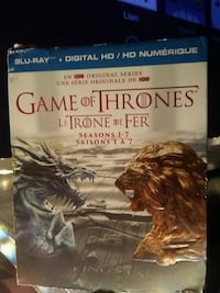 Game of Thrones Boxset Toronto, M4P 1R2