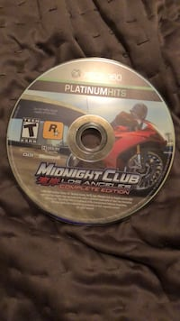 MIDNIGHT CLUB los angeles complete edition Clinton, 20735