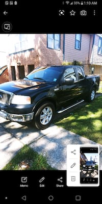 2005 Ford F-150 Lariat 4x4 SuperCab 145-in Stylesi