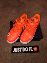 "Air Force 1 07 PRM JDI & Large Crew Neck ""Just Do It"" Oklahoma City, 73114"