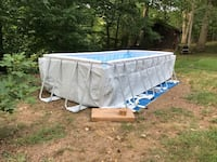 Above ground pool with sand filter Lorton, 22079