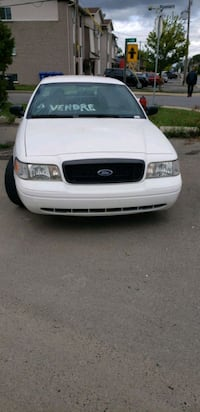 2008 Ford Crown Victoria Montreal