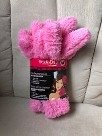 Hair drying gloves   Pickering, L1X 0A7