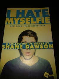 Shane Dawson- I Hate Myselfie (book) Front Royal, 22630