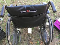 black Everest & Jennings wheelchair