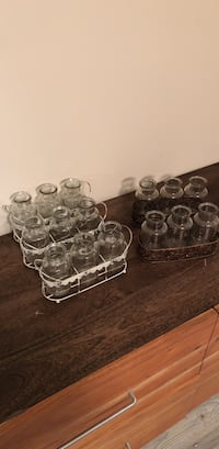 Little decorative jars each $3 all $10 Alexandria, 22311